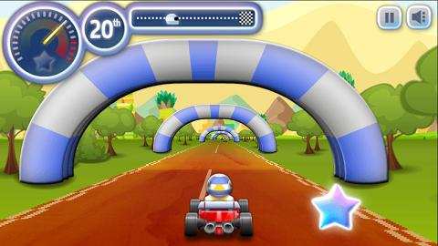 Sprint Kart (7.7MB)
